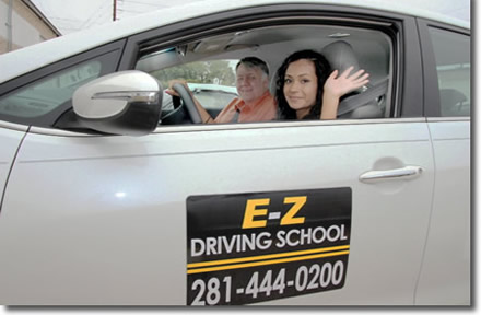 E Z Driving School Adults And Teens Houston Texas